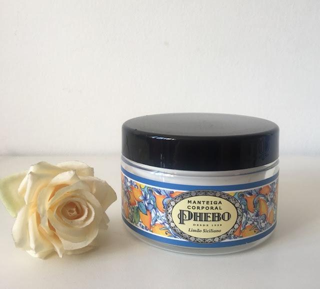 Resenha: Manteiga Corporal Limão Siciliano - Phebo