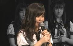 HKT48 Ui Mashiro announce her graduation to become an actress