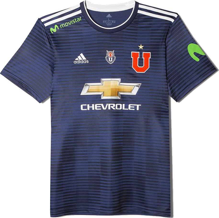 Adidas divulga a nova camisa titular do Universidad de Chile. A Adidas  apresentou o novo uniforme ... 56f405577af30