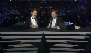 NWA Starrcade 1987 - Jim Ross & Tony Schiavone called the event