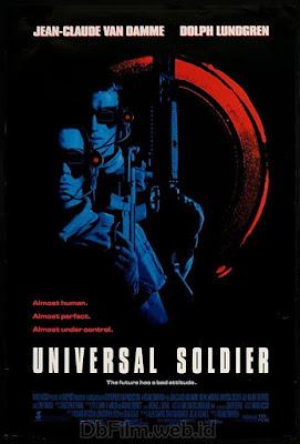 Sinopsis film Universal Soldier (1992)
