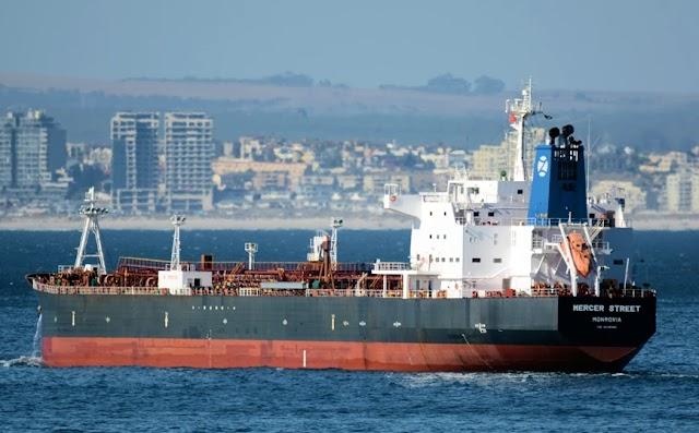 ΝΑΤΟ και ΕΕ καταδικάζουν τη φονική επίθεση εναντίον του δεξαμενόπλοιου Mercer Street ανοικτά του Ομάν