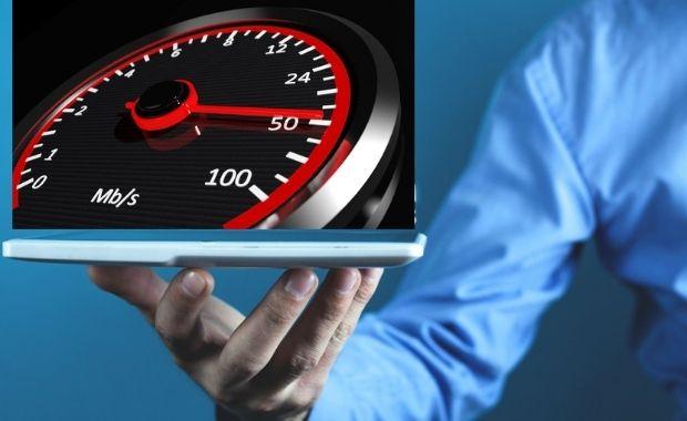 اختبار سرعة الانترنت