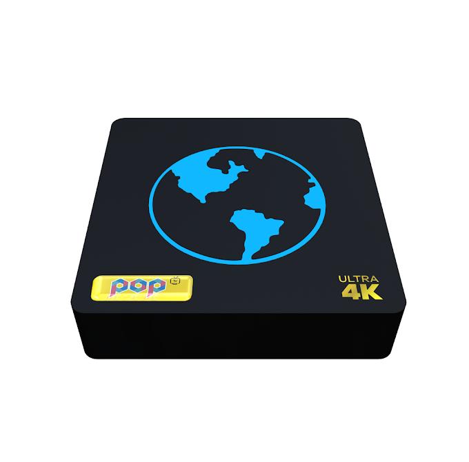 POP TV ULTRA 4K NOVA ATUALIZAÇÃO V 3024 - 21/10/2019