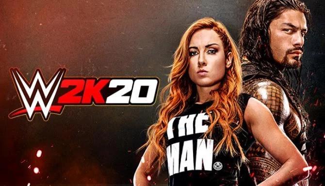 تحميل لعبة المصارعة الحرة WWE 2K20 للكمبيوتر