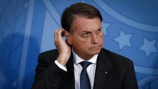 Dois anos de governo e Bolsonaro diz: O Brasil está quebrado