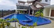 Villa Kolam Renang 5 Bed Room - View Bagus - Kota Batu