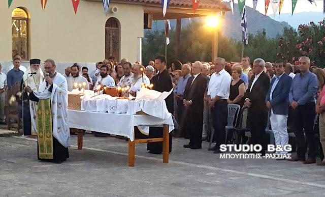 Γιορτάζει το εκκλησάκι του Αγίου Προκοπίου στο Άργος