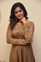 Eesha looks super cute in Beig Anarkali Dress at Maya Mall pre release function ~ Celebrities Exclusive Galleries 048.JPG