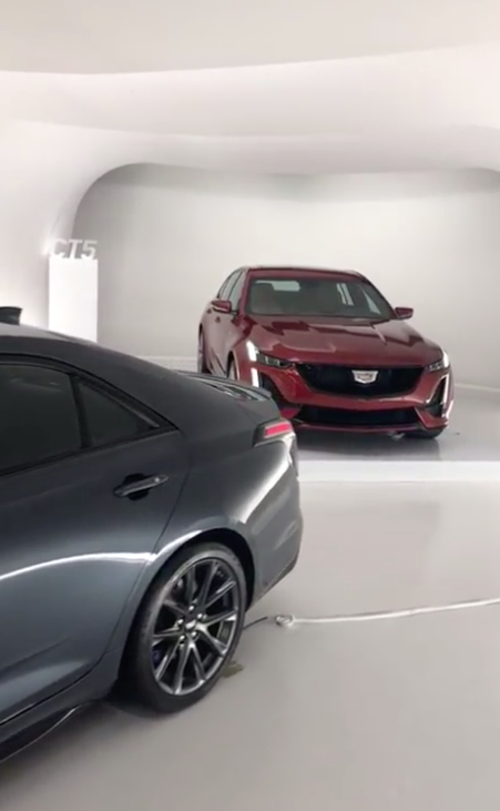 Cadillac Sedans Watch our V-Series and CT4 Sport walkaround here