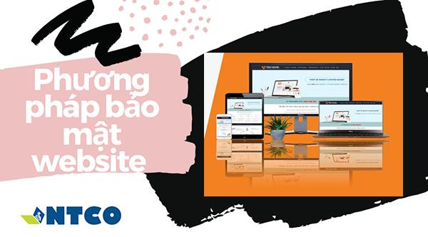 phuong phap bao mat website