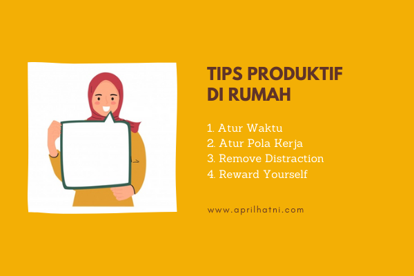 tips produktif di rumah