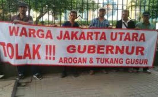 Ahok Ogah Kampanye Takut Ditolak Warga