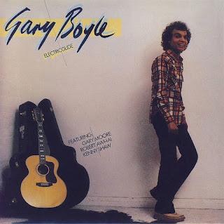Gary Boyle - 1978 - Electric Glide