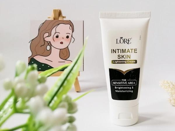 Lore Intimate Skin Lightening Cream, Rekomendasi Produk untuk Mencerahkan Selangkangan