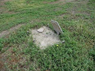 Ізюм. Гора Кременець (Крем'янець). Поховання домашніх тварин