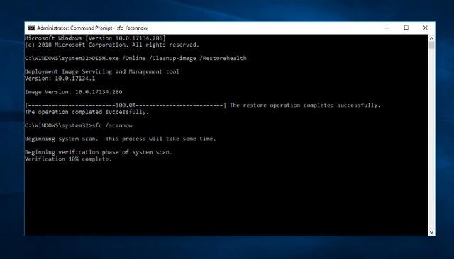 كيفية إصلاح رسالة الخطأ dll في ملفات ويندوز