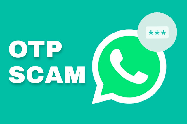 WhatsApp OTP scam