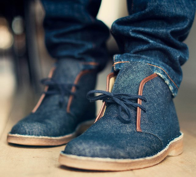The 202 Moda For Men Fall 2012 Shoes