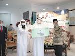 Arab Saudi Kembali Bagikan Paket Sembako untuk Warga Indonesia