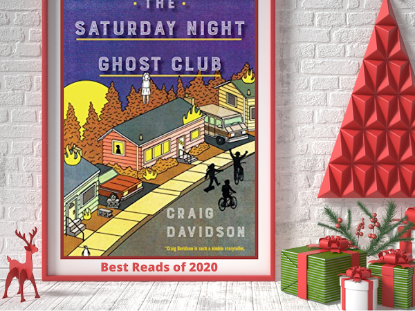 #Blogmas - Best Reads of 2020 - Best Underrated Book