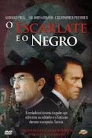 Filme O escarlate e o negro