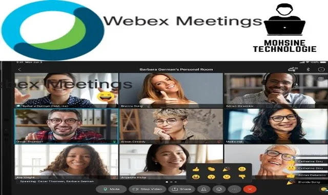 Webex تطلق 5 مزايا جديدة تستحق التجربة