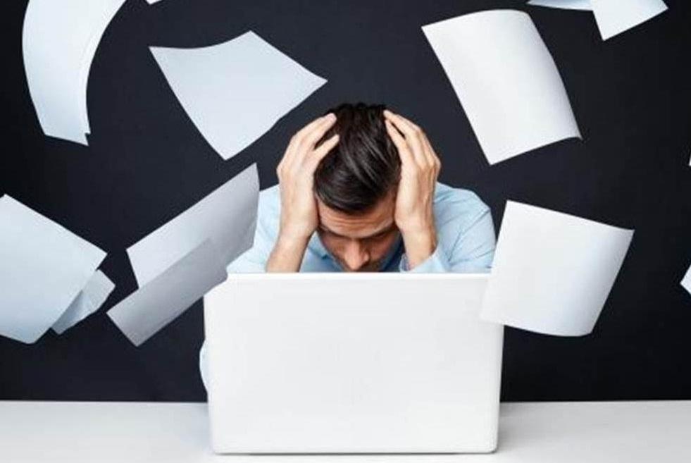 Stres Karena Sibuk Kerja Coba Ringankan Dengan Cara Begini