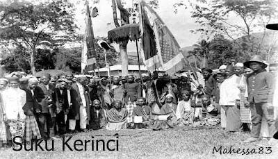 Suku Kerinci Suku Tertua Di Dunia