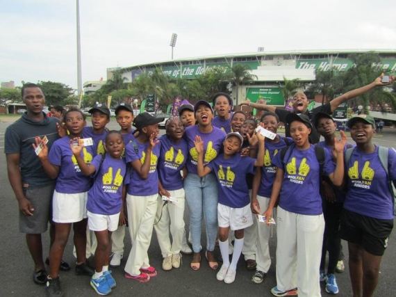 INK Cricket Club from Ntuzuma - Hollywoodbets Cricket Club Development with Dolphins Cricket