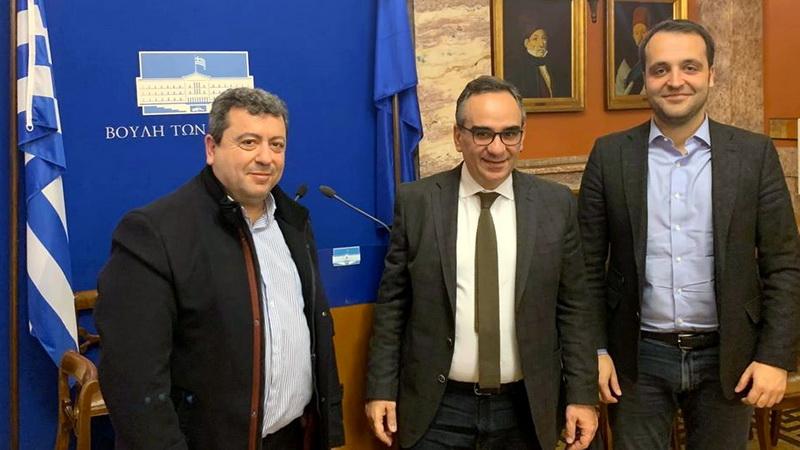 Συνάντηση του Δημάρχου Σαμοθράκης με τον Υφυπουργό Υγείας για τα προβλήματα υγείας στο νησί