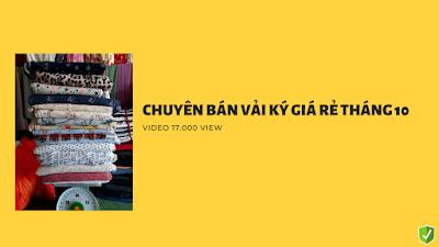 Chuyên bán vải ký giá rẻ tháng 10 TPHCM, BÌNH DƯƠNG, ĐỒNG NAI