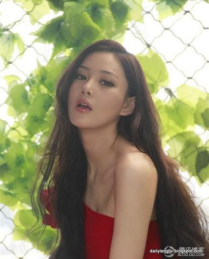 Viann Zhang Xinyu - Asian Model Hot Girl Pics (1) | Asian