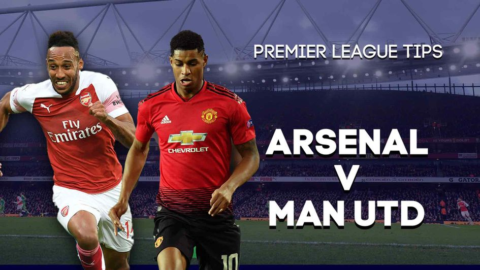 MAN UNITED VS ARSENAL