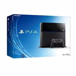 Spesifikasi Playstation 4 Slim 500 Gb