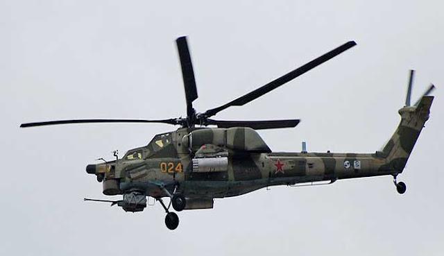 keberadaan helikopter terus dipakai sampai hari ini termasuk oleh militer 10 HELIKOPTER SERBU TERBAIK DI DUNIA