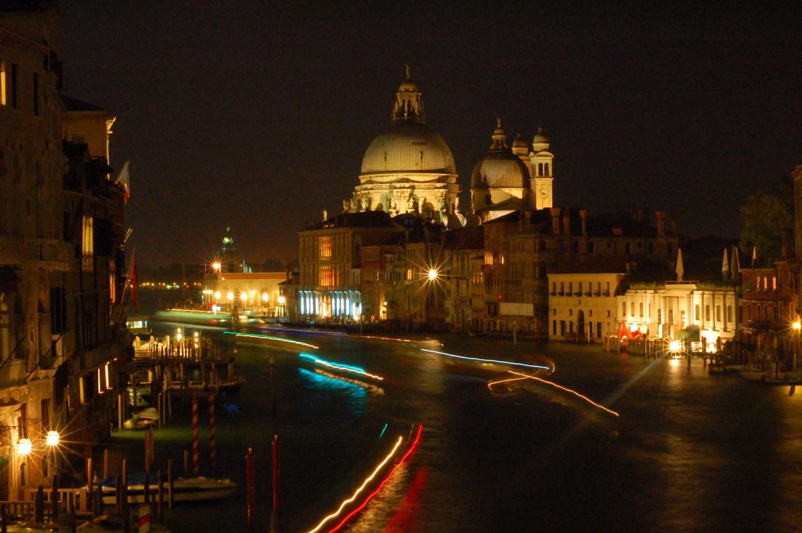 Le Chameau Bleu - Pont Accademia Venise - Escapade en Italie