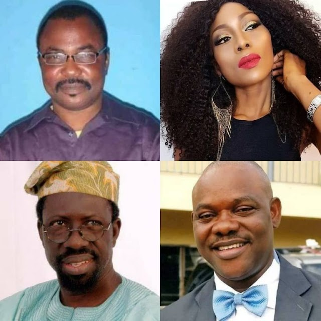 Nollywood Stars Who Have Died In 2020 (Photos)