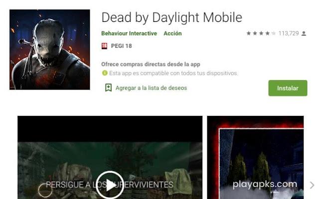 Descargar Dead by Daylight Mobile en Android
