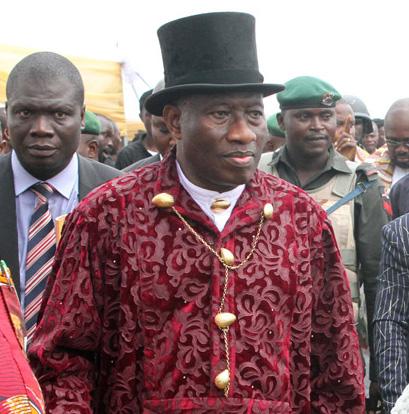 Goodluck Jonathan Should Take Over