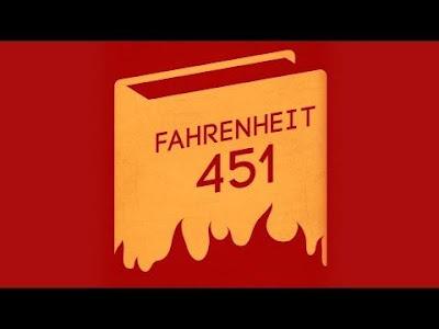 Farenheit 451 reseña palabras en cadena