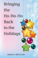 Bring Back the HO-HO-HO to your holidays