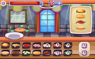 Jogar Super Burger 2 online grátis jogo de comida