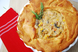 http://www.laaloosh.com/2013/11/07/light-chicken-pot-pie-recipe/