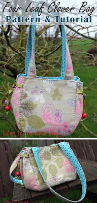 Clover Bag Pattern & Tutorial