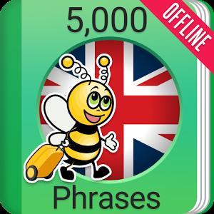 Learn English - 5000 Phrases Full v1.4.4