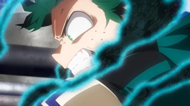 Tanggal Rilis Boku no Hero Academia Season 5 Episode Episode 16