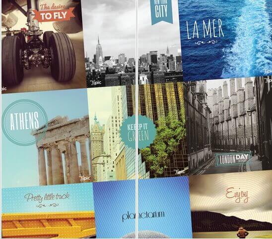 تحميل تطبيق الكتابة علي الصور typic-text-on-photos