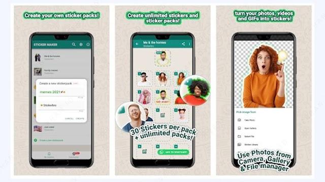 sticker maker whatsapp android