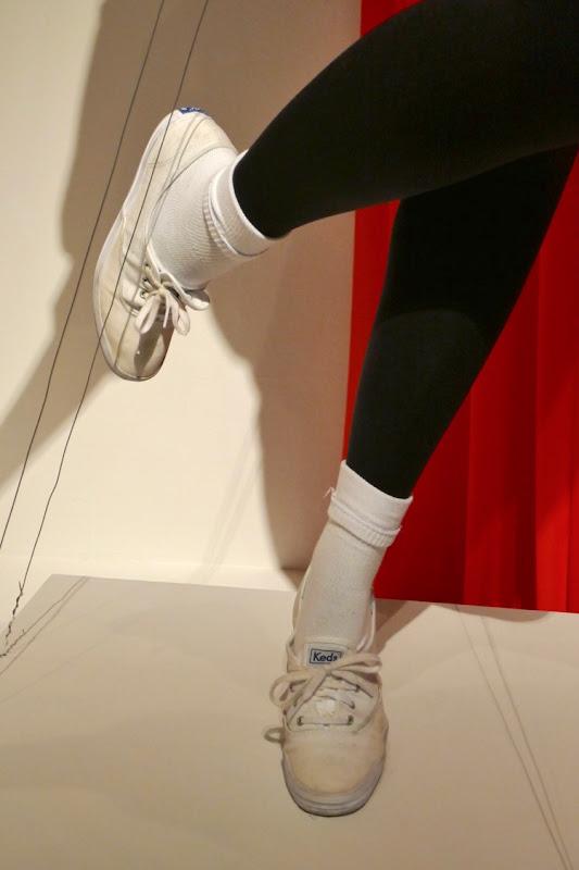 Michelle Williams Gwen Verdon shoes